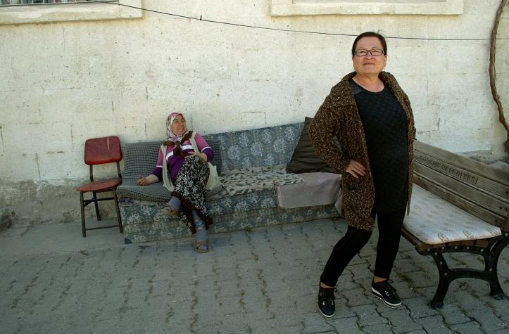 Cappadocia Villager