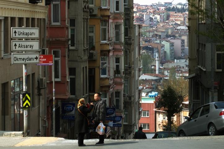 Street in Galata