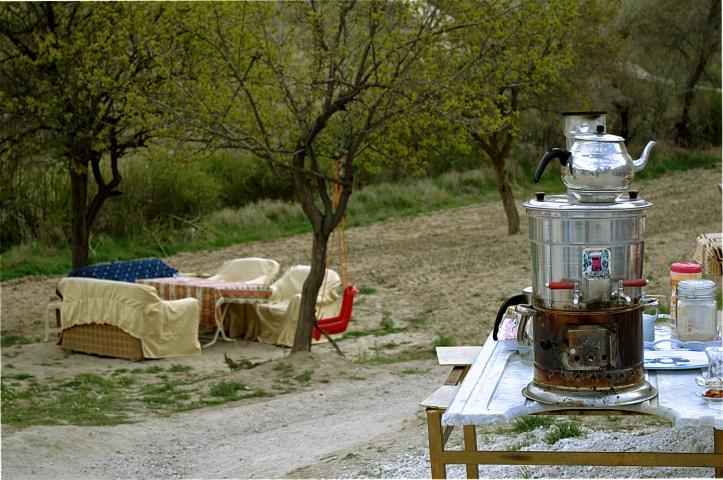 Tea in Cappadocia