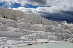 Limestone formations, Pamukkale