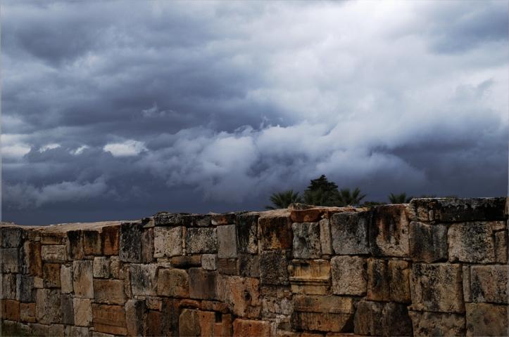 Hierapolis near Pamukkale