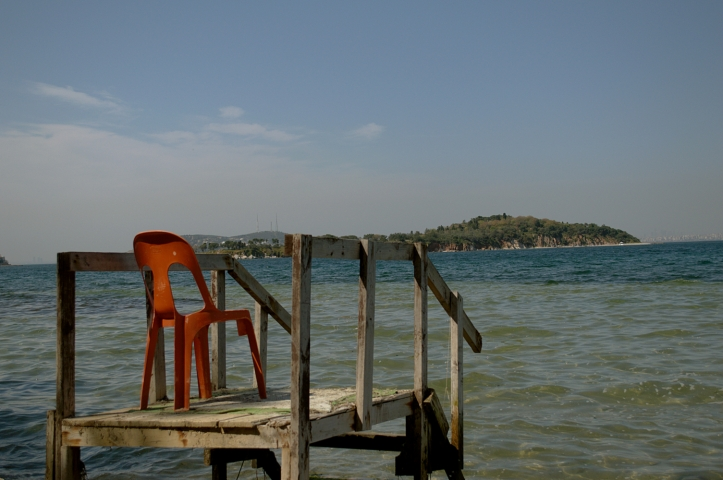 The Man's Chair, Heybeli Ada Beach
