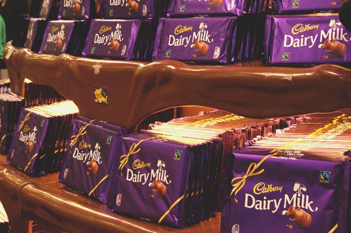 Cadbury World Giftshop