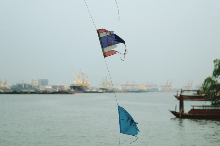 Khlong Toei port