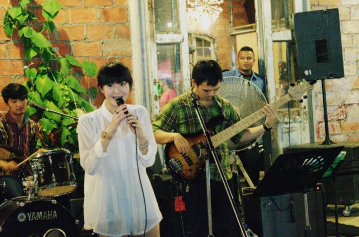 Bangkok, Hipster, Trendy, Musician, Thailand,