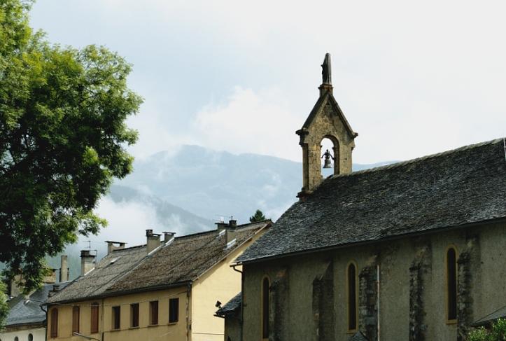 Midi-pyrenees, Ariège, Biert,
