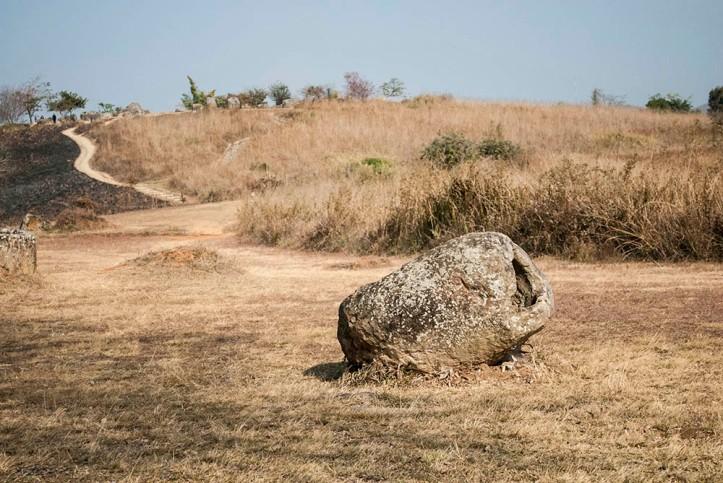 Plain of jars site 1, Phonsavan