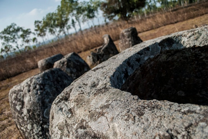 Plain of jars, site 1, Phonsavan