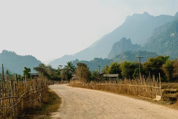 Blue lagoon, laos, vang vieng,
