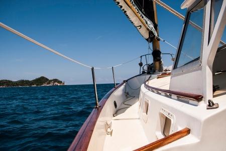 Thailand, Sailing,