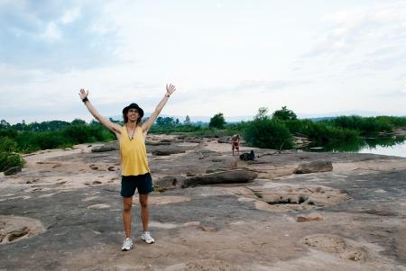 Pakse, Mekong River
