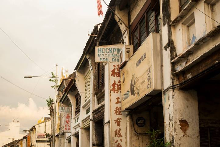 Malaysia, Georgetown, Penang, Shop Fronts, Chinese, China, Rustic, Photography, Travel photograph, streets of penang