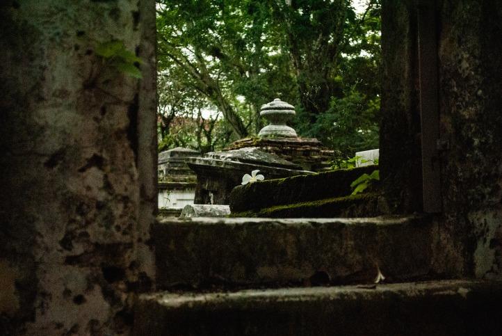 Penang, Georgetown, Malaysia, Francis light, protestant cemetery, Northam road cemetery, catholic cemetery, graveyard, frangipani,
